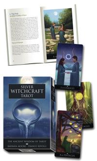 Silver Witchcraft Tarot z książką