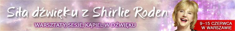 Siła dźwięku z Shirlie Roden