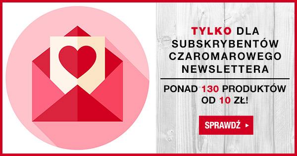 Specjalne ceny dla Czytelników CzaroMarowego newslettera