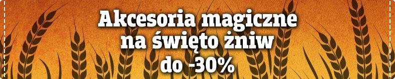 Akcesoria na święto żniw do - 30%