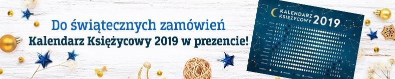 Kalendarz księżycowy 2019