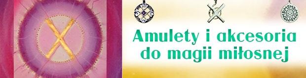 Amulety na miłość i akcesoria do magii miłosnej