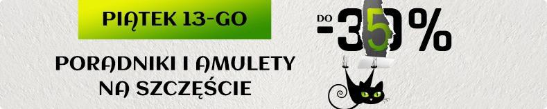 Poradniki i amulety do -35%!