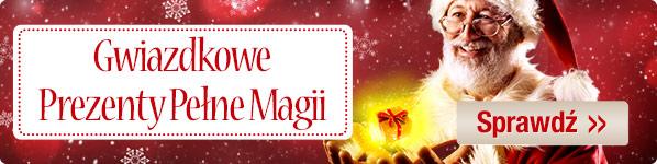 Gwiazdkowe prezenty pełne magii! >>