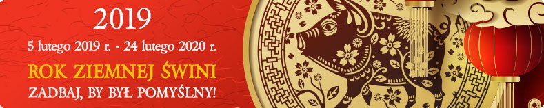 Amulety na Chiński Nowy Rok