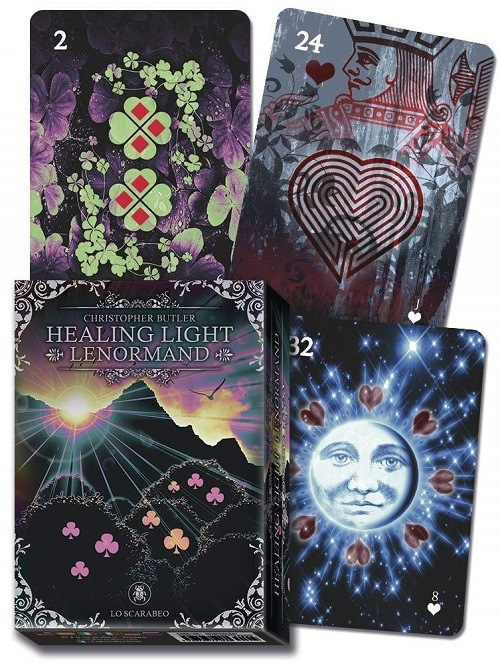 Healing Light Lenormand Oracle