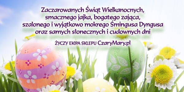 Zaczarowanych Świąt Wielkanocnych!