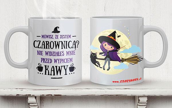 Mówisz, że jestem czarownicą?