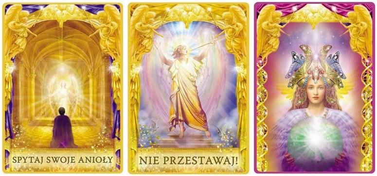Karty anielskie