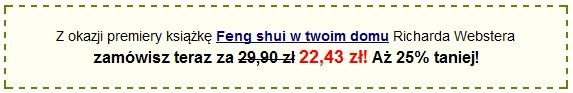 Zamów książkę Feng Shui w Twoim domu