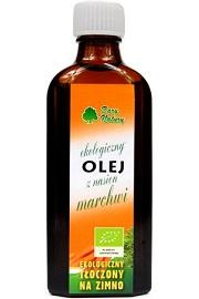 Bio olej z nasion marchwi