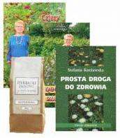 Zestaw książek Stefanii Korżawskiej z Herbatką Mistrzowską