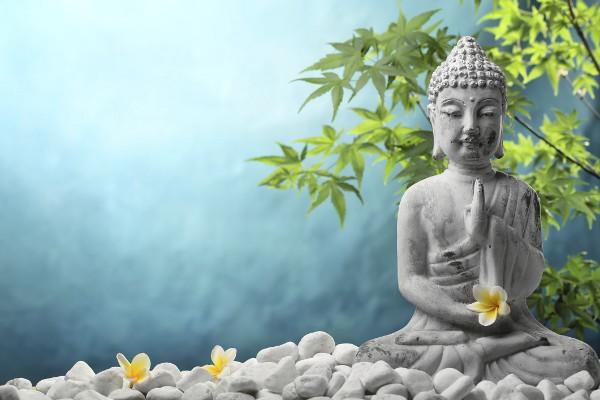 Budda, spokój