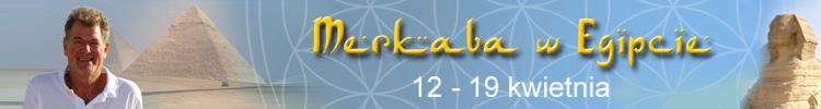 Warsztat Merkaba z Tomem de Winter             w Egipcie, szczegóły tutaj >>
