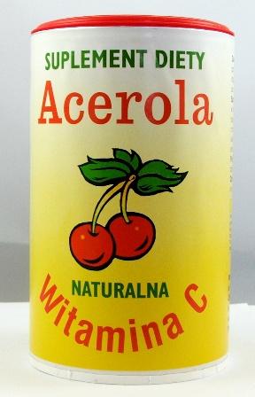 ACEROLA-WITAMINA C 175g