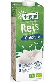 Napój Ryżowy Z Wapniem Z Alg Morskich Bezglutenowy Bio 1 L - Natumi