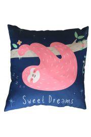 Poduszka z leniwcem Sweet Dreams - 50x50cm