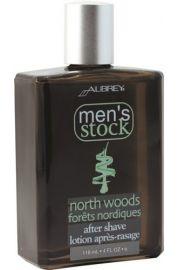 Aubrey Organics, North Woods Woda po goleniu, 118 ml