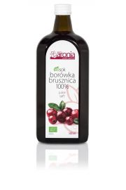 Sok Z Bor�wki Brusznicy 100% Bio 500 Ml - Polska Aronia