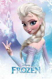 Frozen / Kraina Lodu - Elsa - plakat