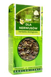 Herbatka Dla NerwusÓw Bio 50 G - Dary Natury