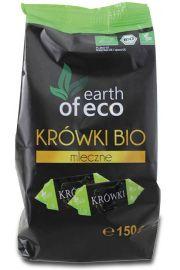 Krówki Mleczne Bio 150 G - Earth Of Eco