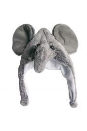 Pluszowa czapka Wild Woolies - Słoń