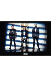Muse Lights - zespół - plakat