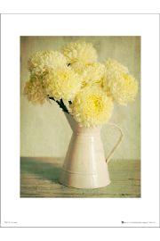 Dzban Kwiatów - art print