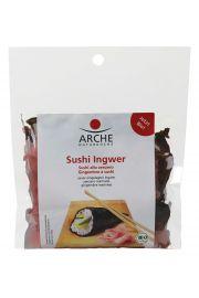 Imbir Do Sushi W Płatkach Marynowany Bio 105 G (50 G) - Arche