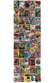 DC Comics Okładki Komiksów - plakat