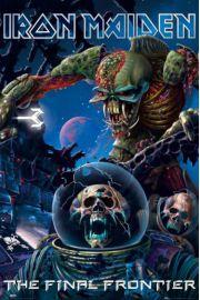 Iron Maiden - The Final Frontier - plakat