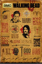 The Walking Dead - plakat
