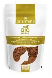 Orientana, BIO Henna Bezbarwna Odżywka, 50g