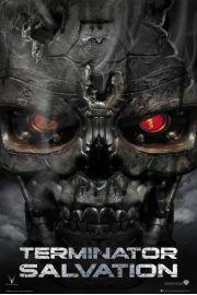 Terminator Ocalenie - Salvation - Przyszłość - plakat