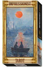 Tarot Impresjonist�w, Impressionist Tarot