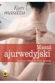Kurs masażu Masaż ajurwedyjski