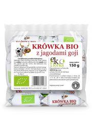 Krówki Z Jagodami Goji Bio 150 G - Ekoflorka
