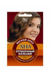Odżywka koloryzująca do włosów HENNA – orzech laskowy FIT Fitocosmetic