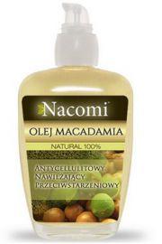 Olej Macadamia z pompk� NACOMI