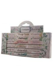 Kadzidełka Impression o zapachu Premium - zestaw prezentowy 6 op