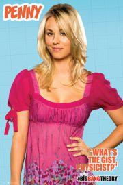 The Big Bang Theory - Penny - plakat