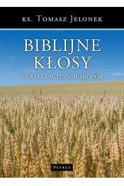 Biblijne k�osy z gratulacyjnych snop�w