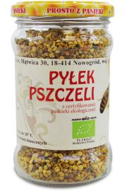 Pyłek Pszczeli Bio 180 G - Sznurowski