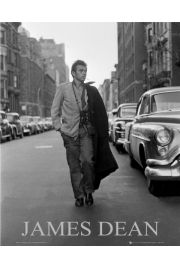 James Dean Nowy Jork - plakat