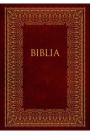 Biblia Pismo Święte Starego i Nowego Testamentu
