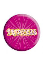 PRINCESS - przypinka