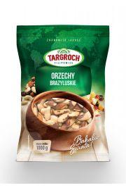 Orzechy brazylijskie 1kg Targroch