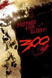 300 Gotowi na Chwa�� - plakat