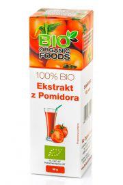 100% BIO Ekstrakt z Pomidora, 60g